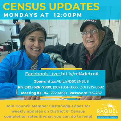 census weekly