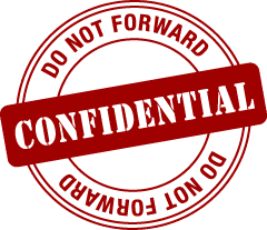Confidential: Do Not Forward