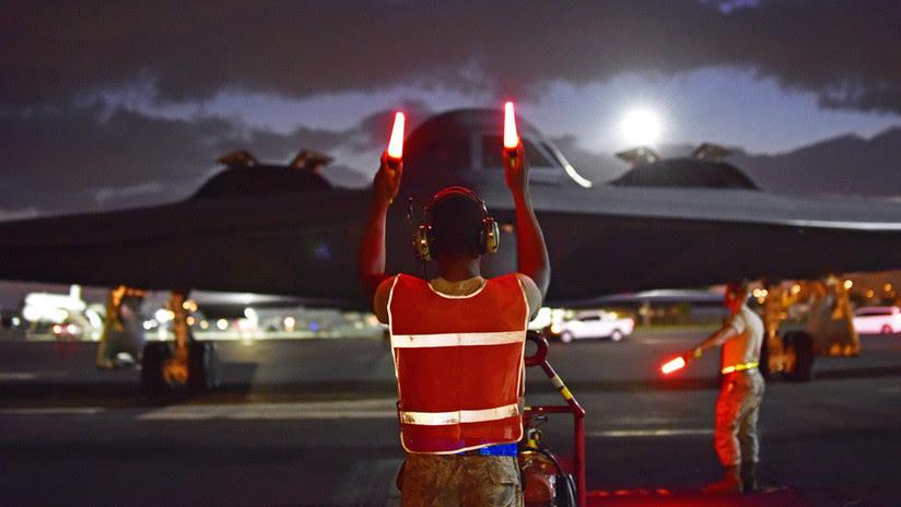 EE.UU. despliega bombarderos B-2 Spirit en Pearl Harbor para validar su