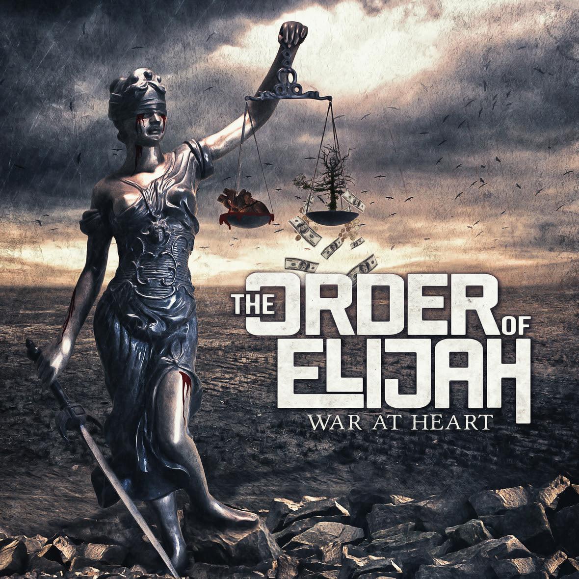 the order of elijah album art