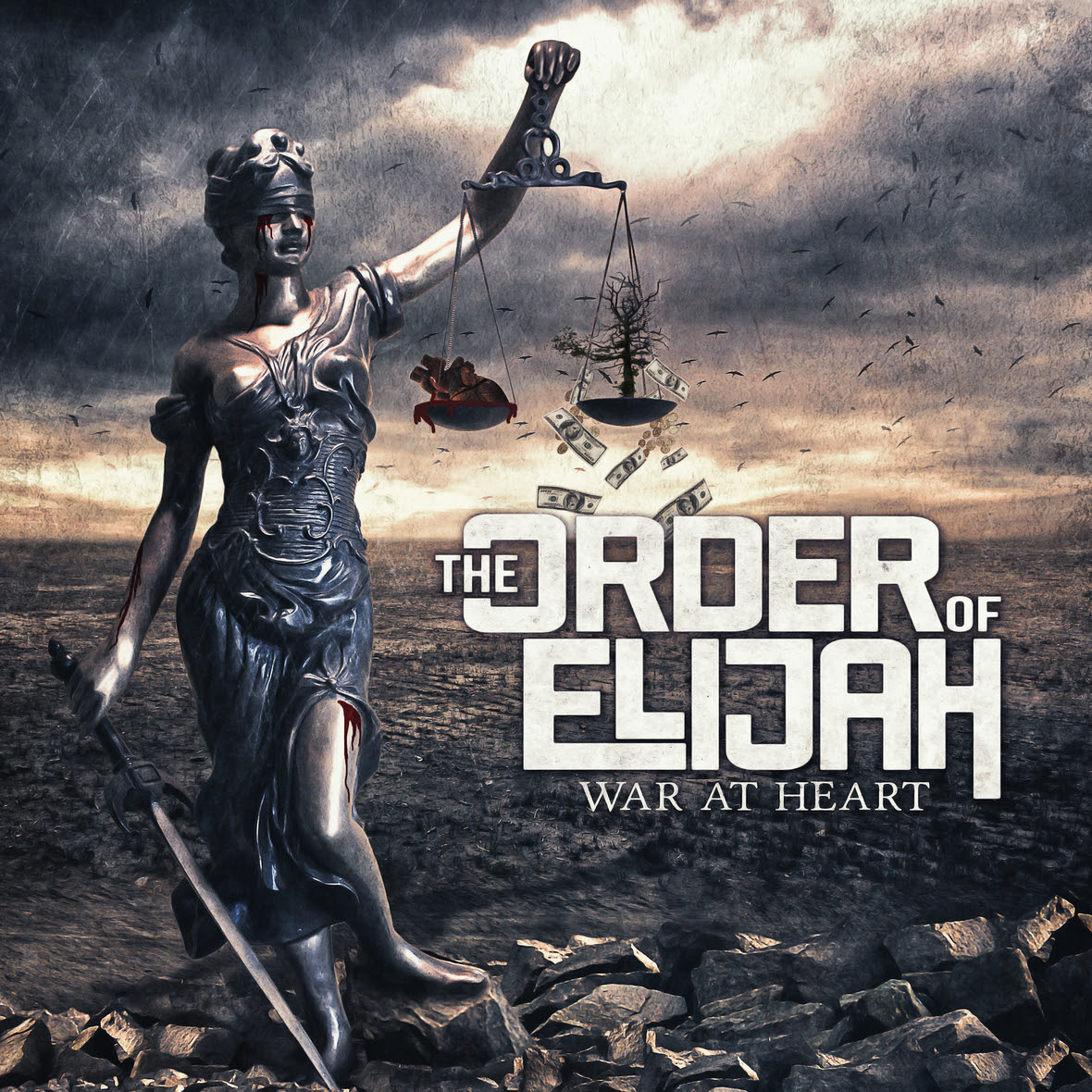 the order of elijah album art