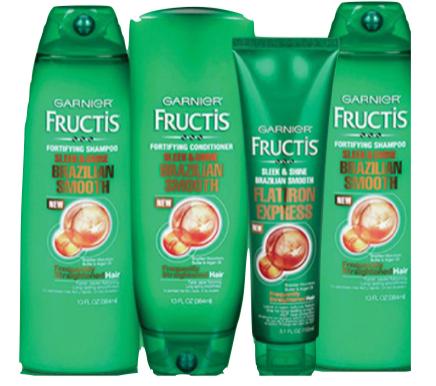 FREE Garnier Fructis Brazilian...