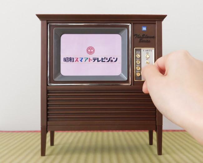 スマホ動画を昭和風に鑑賞 【昭和スマアトテレビジョン】