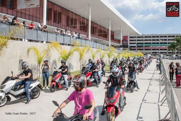 Salão Duas Rodas 2019 Test-Ride