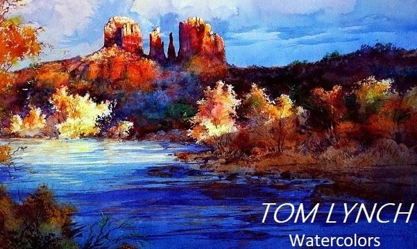 TOM LYNCH WATERCOLORS