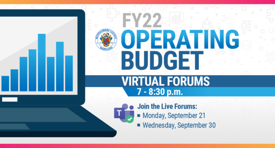 fy22 operating budget