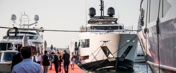 Dubai International Boat Show : 10 - 14 March 2020 : Dubai Harbour