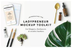 34% Off! Mockup Creator Toolkit
