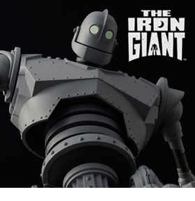 The Iron Giant Riobot Iron Giant
