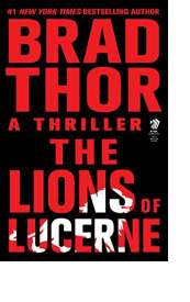 The lions of lucerne by brad thor