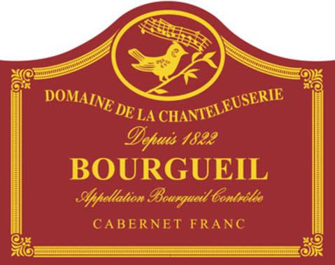 Domaine de la Chanteleuserie Bourgueil Rouge Cuvée Alouettes 2018 ...