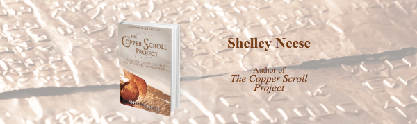 The Copper Scroll Project by Author Shelley Neese