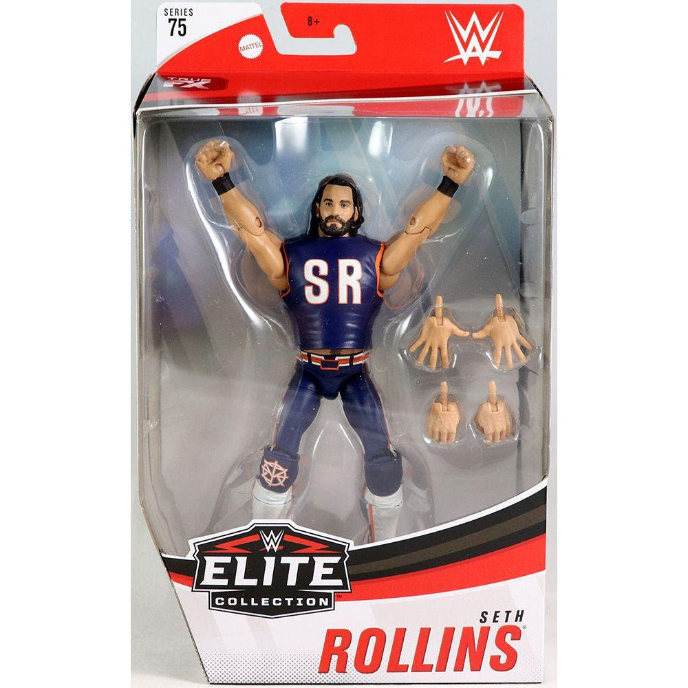 Image of WWE Elite Collection Series 75 - Seth Rollins