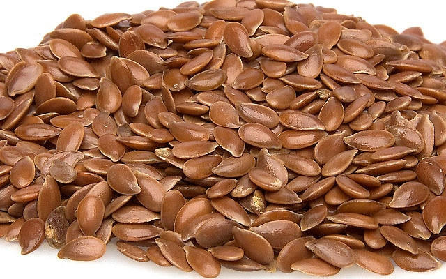 flax seed nuts.com top 10 heart healthy products