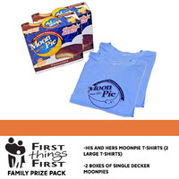 First Things First Moon Pie Prize Pack