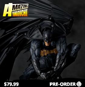 Amazing Yamaguchi No.009 Batman