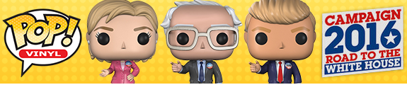FUNKO CAMPAIGN 2016 ROAD TO THE WHITE HOUSE