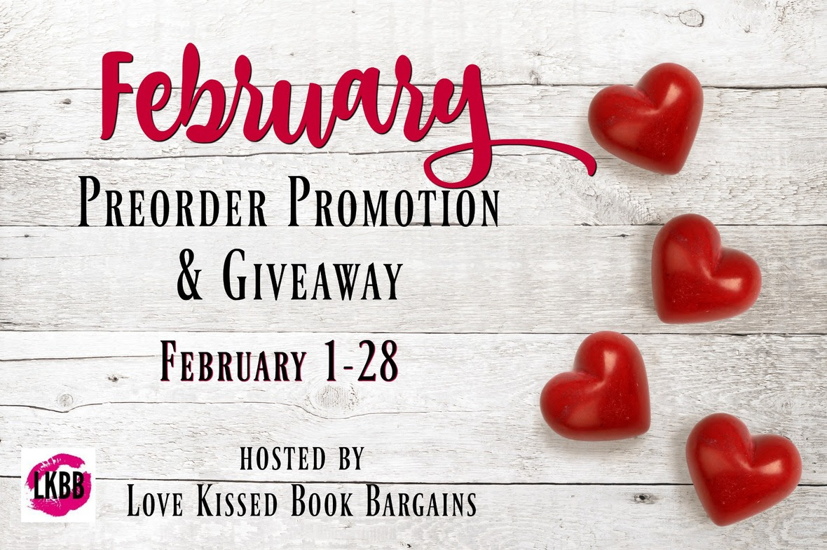 February Preorder Promotion