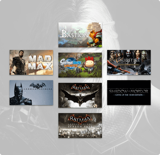 "Humble WB Gamesâ""¢ Classics Bundle"
