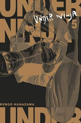 Under Ninja (Rústica 192 pp) #5