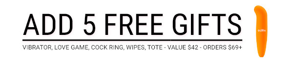 5 Free Gifts with orders $69+