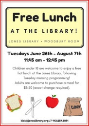 free library lunch
