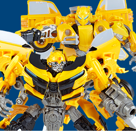 TRANSFORMERS STUDIO SERIES 24/25 DELUXE BUMBLEBEE TWO-PACK
