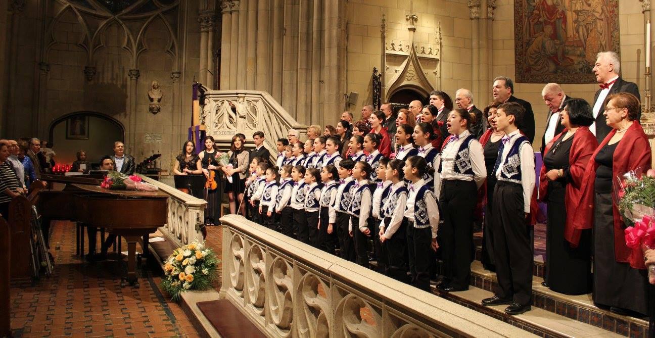 Shnorhali Choir