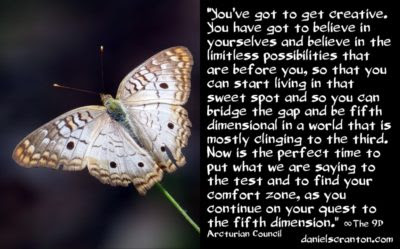 being awake in a 3D world that mostly isn't - the 9th dimensional arcturian council - channeled by daniel scranton channeler of archangel michael