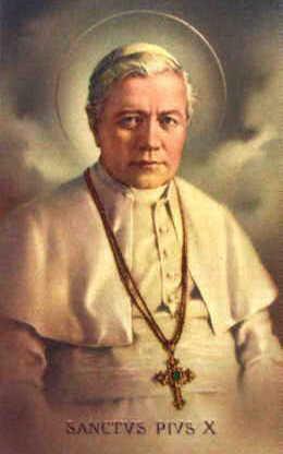 Święty Pius X