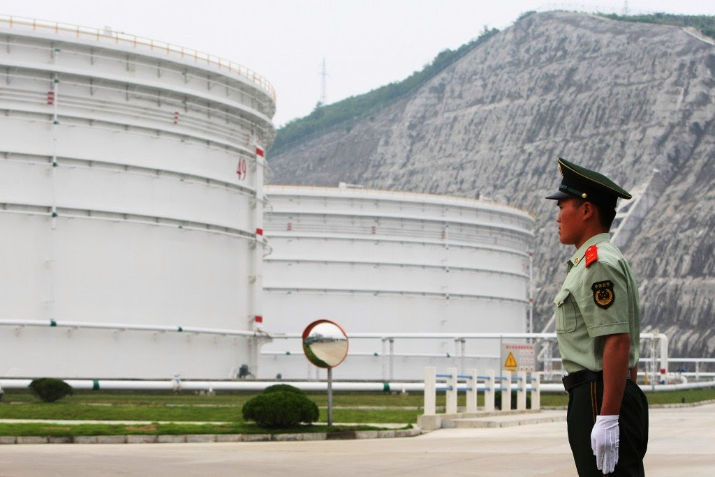 China Plans New Energy Strategy