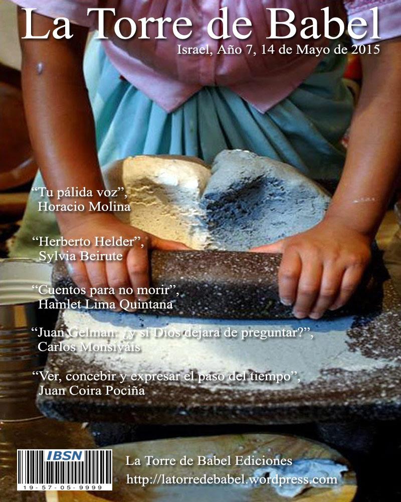 La Torre de Babel edición 14 de Mayo de 2015