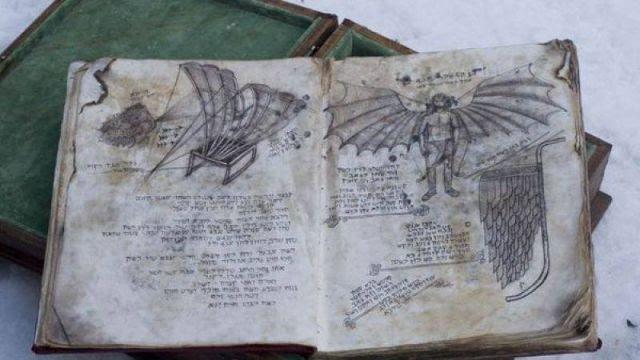 Book Leonardo da Vinci Lost to Slovakia