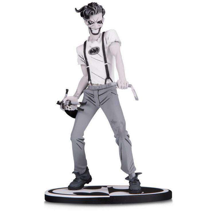 Image of Batman Black and White The Joker Limited Edition Statue (Sean Murphy)