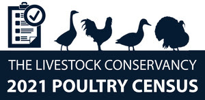 2021 Poultry Census graphic