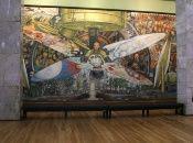 La obra de Diego Rivera (y la del movimiento muralista como arte nacional) alcanzó su madurez artística entre 1923 y 1928.