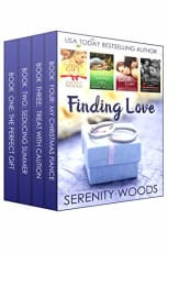 Finding Love Box Set by Serenity Woods