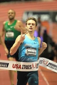 Erik Sowinski Wins It