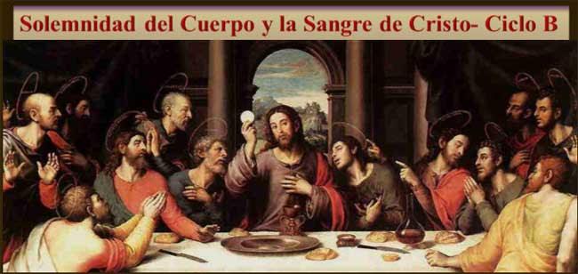 Power point para la homilía del Corpus Christi, (7-6-2015)
