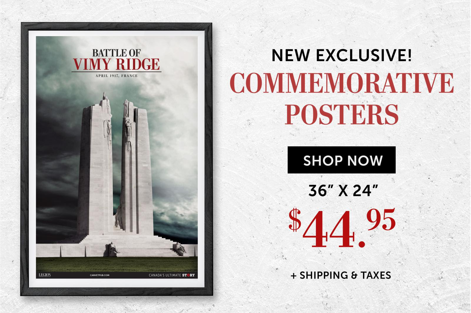 Vimy Poster