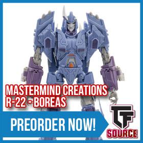 Mastermind Creations R-22 Boreas
