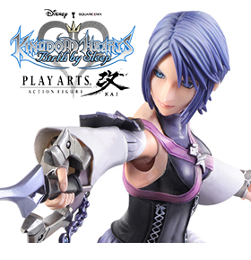 KINGDOM HEARTS PLAY ARTS KAI AQUA