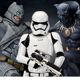NEW KOTOBUKIYA IN STOCK