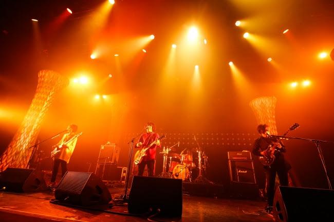 KANA-BOON_徳ダネ福キタルSPECIAL LIVE Vol.4(撮影:上山陽介)
