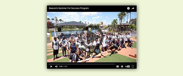 YouTube | Beacon Summer for Success