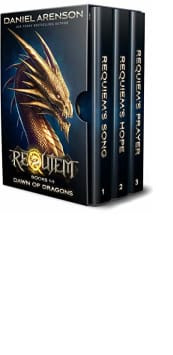Dawn of Dragons: The Complete Trilogy by Daniel Arenson