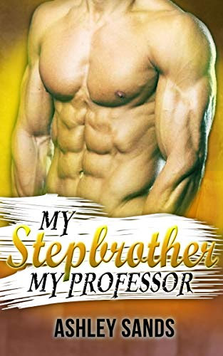Cover for 'My Stepbrother, My Professor'