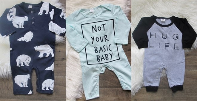 HOT!! Baby Boy Rompers!