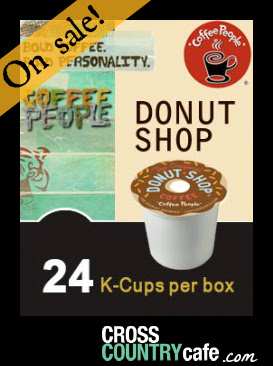 The Original Donut Shop Keurig Kcup coffee