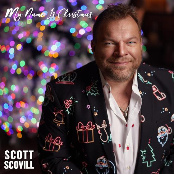 Scott Scovill, Scott, Scovill, My Name is Christmas, Christmas